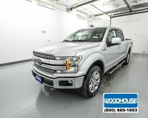 2018 F-150 Crew Cab 4x4, Pickup #T180436 - photo 1