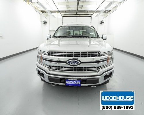 2018 F-150 Crew Cab 4x4, Pickup #T180436 - photo 3