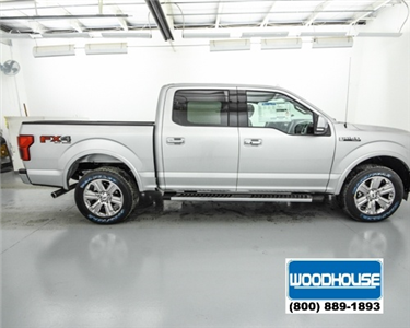 2018 F-150 Crew Cab 4x4, Pickup #T180436 - photo 4