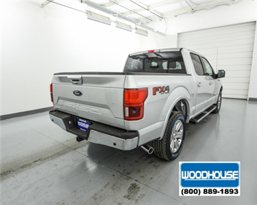 2018 F-150 Crew Cab 4x4, Pickup #T180436 - photo 2