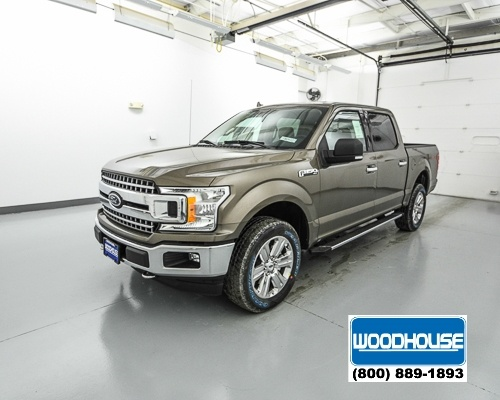 2018 F-150 SuperCrew Cab 4x4, Pickup #T180472 - photo 1