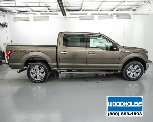 2018 F-150 SuperCrew Cab 4x4, Pickup #T180472 - photo 4