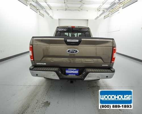 2018 F-150 SuperCrew Cab 4x4, Pickup #T180472 - photo 5