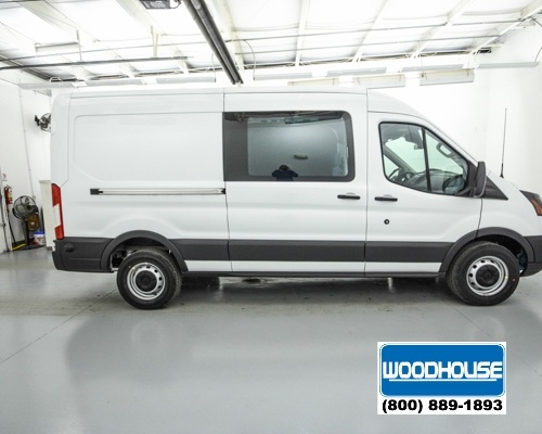 2018 Transit 250 Medium Roof, Cargo Van #T180474 - photo 5
