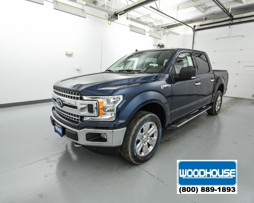 2018 F-150 SuperCrew Cab 4x4, Pickup #T180479 - photo 1