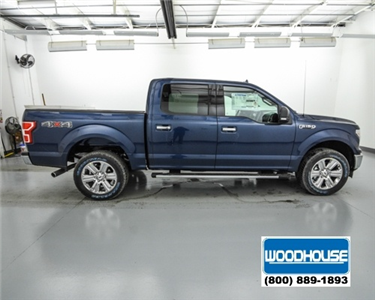 2018 F-150 SuperCrew Cab 4x4, Pickup #T180479 - photo 3
