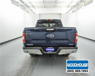 2018 F-150 SuperCrew Cab 4x4, Pickup #T180479 - photo 5