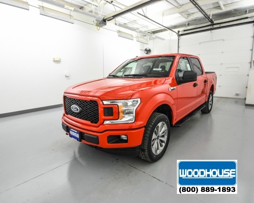 2018 F-150 SuperCrew Cab 4x4,  Pickup #T180482 - photo 1