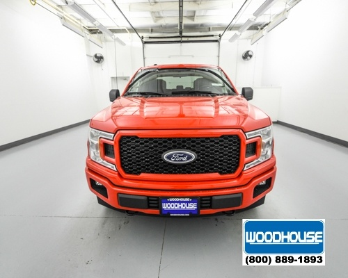 2018 F-150 SuperCrew Cab 4x4,  Pickup #T180482 - photo 3