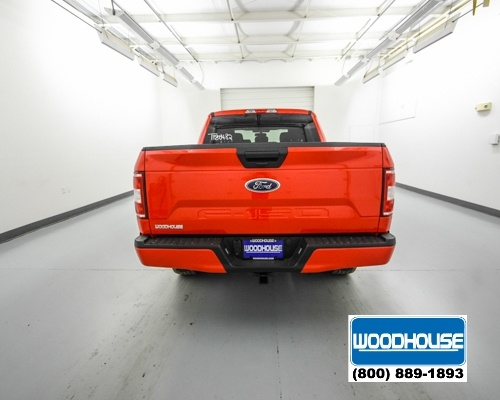 2018 F-150 SuperCrew Cab 4x4,  Pickup #T180482 - photo 5