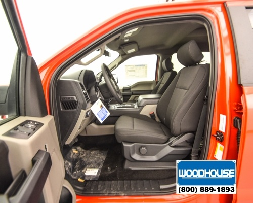2018 F-150 SuperCrew Cab 4x4,  Pickup #T180482 - photo 7