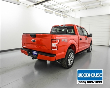 2018 F-150 SuperCrew Cab 4x4,  Pickup #T180482 - photo 2