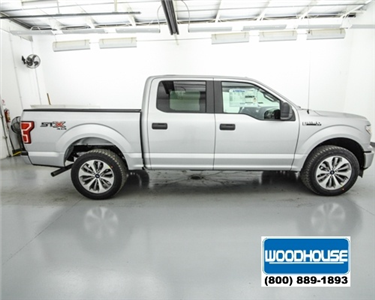 2018 F-150 SuperCrew Cab 4x4, Pickup #T180490 - photo 4