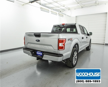 2018 F-150 SuperCrew Cab 4x4, Pickup #T180490 - photo 2