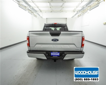 2018 F-150 SuperCrew Cab 4x4, Pickup #T180490 - photo 5