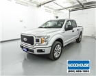 2018 F-150 SuperCrew Cab 4x4, Pickup #T180490 - photo 1