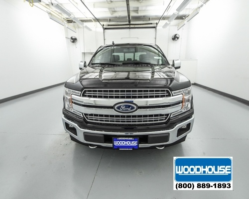 2018 F-150 SuperCrew Cab 4x4, Pickup #T180495 - photo 3