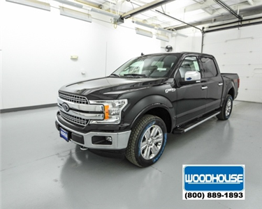 2018 F-150 SuperCrew Cab 4x4, Pickup #T180495 - photo 1