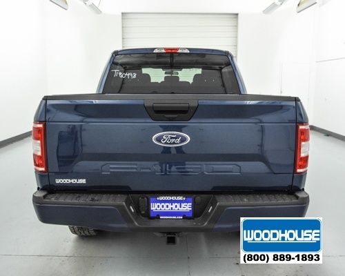 2018 F-150 SuperCrew Cab 4x4, Pickup #T180498 - photo 5