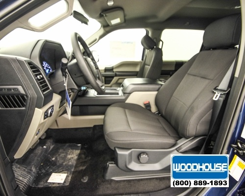 2018 F-150 SuperCrew Cab 4x4, Pickup #T180498 - photo 7
