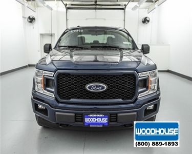 2018 F-150 SuperCrew Cab 4x4, Pickup #T180498 - photo 3