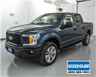 2018 F-150 SuperCrew Cab 4x4, Pickup #T180498 - photo 1