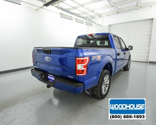 2018 F-150 SuperCrew Cab 4x4, Pickup #T180510 - photo 2