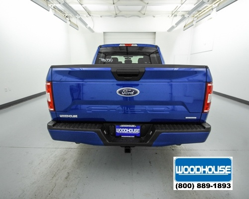 2018 F-150 SuperCrew Cab 4x4, Pickup #T180510 - photo 5