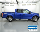 2018 F-150 SuperCrew Cab 4x4, Pickup #T180510 - photo 4