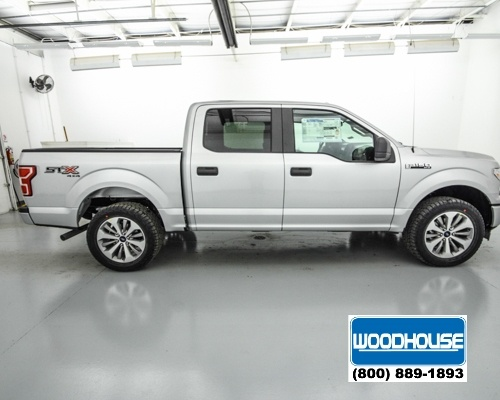 2018 F-150 SuperCrew Cab 4x4, Pickup #T180514 - photo 4