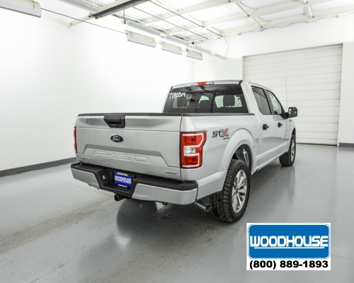 2018 F-150 SuperCrew Cab 4x4, Pickup #T180514 - photo 2