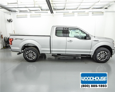 2018 F-150 Super Cab 4x4, Pickup #T180556 - photo 4