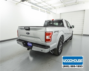 2018 F-150 Super Cab 4x4, Pickup #T180556 - photo 2