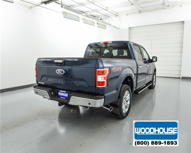 2018 F-150 SuperCrew Cab 4x4,  Pickup #T180561 - photo 2