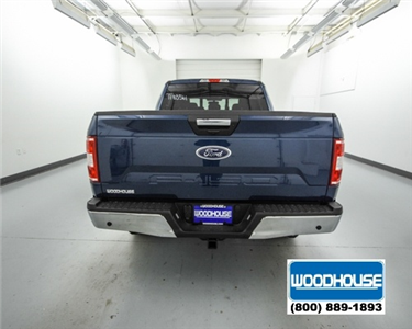 2018 F-150 SuperCrew Cab 4x4,  Pickup #T180561 - photo 5