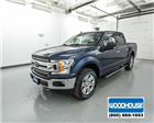 2018 F-150 SuperCrew Cab 4x4,  Pickup #T180561 - photo 1