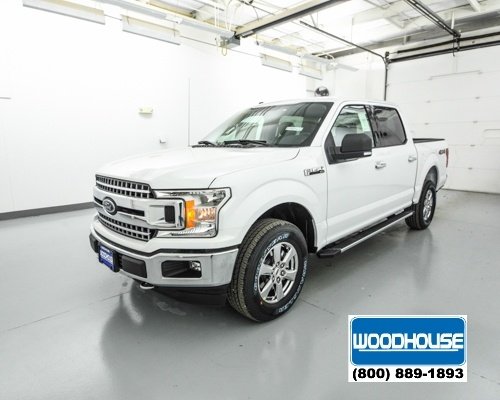 2018 F-150 Crew Cab 4x4, Pickup #T180563 - photo 1