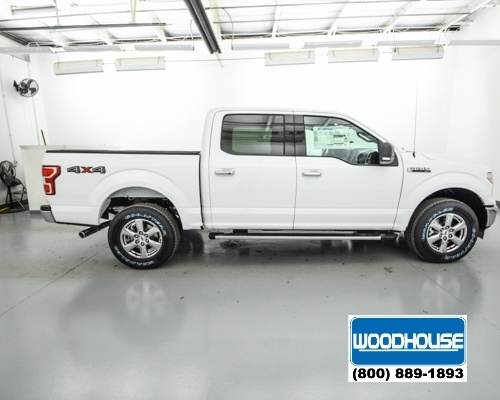 2018 F-150 Crew Cab 4x4, Pickup #T180563 - photo 4