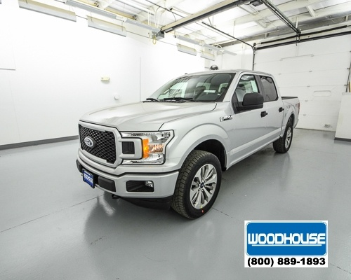 2018 F-150 SuperCrew Cab 4x4, Pickup #T180621 - photo 1