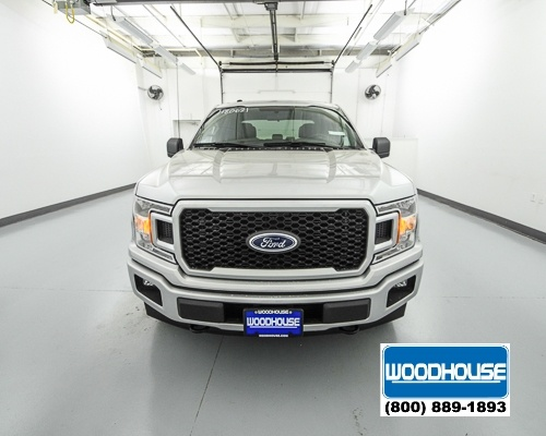 2018 F-150 SuperCrew Cab 4x4, Pickup #T180621 - photo 3