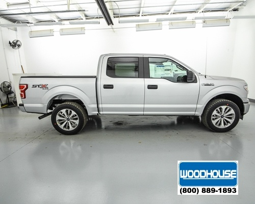 2018 F-150 SuperCrew Cab 4x4, Pickup #T180621 - photo 4