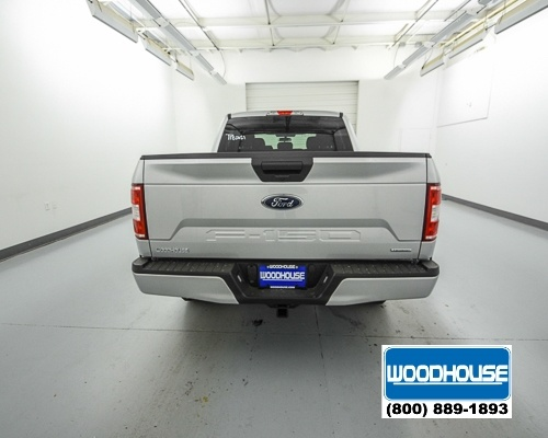 2018 F-150 SuperCrew Cab 4x4, Pickup #T180621 - photo 5