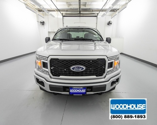 2018 F-150 SuperCrew Cab 4x4, Pickup #T180624 - photo 3