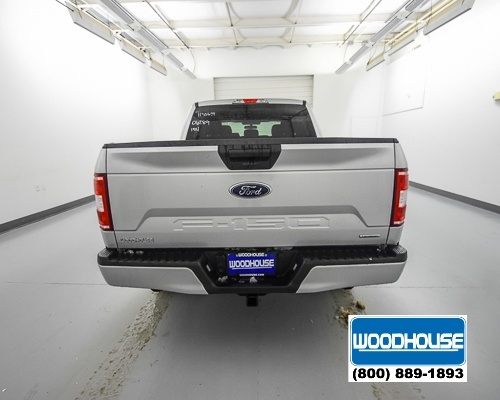 2018 F-150 SuperCrew Cab 4x4, Pickup #T180624 - photo 5