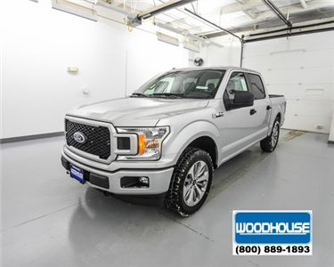 2018 F-150 SuperCrew Cab 4x4, Pickup #T180624 - photo 1