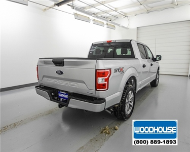 2018 F-150 SuperCrew Cab 4x4, Pickup #T180624 - photo 2
