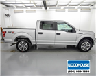 2018 F-150 SuperCrew Cab 4x4, Pickup #T180624 - photo 4