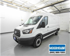 2018 Transit 250 Medium Roof, Cargo Van #T180749 - photo 1