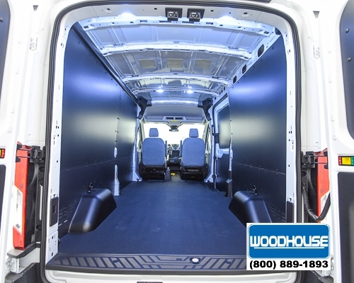 2018 Transit 250 Medium Roof, Cargo Van #T180765 - photo 3