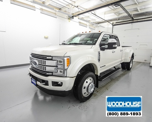 2018 F-450 Crew Cab DRW 4x2,  Pickup #T180802 - photo 1